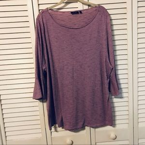 Tunic  pink and purple